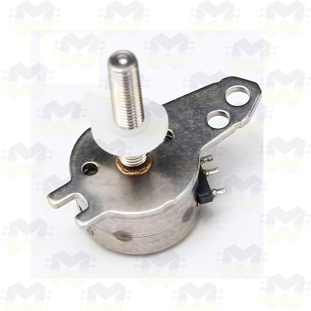 Micro Motor de Passo 5V