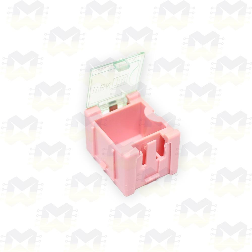 Mini Caixa para Componentes SMD