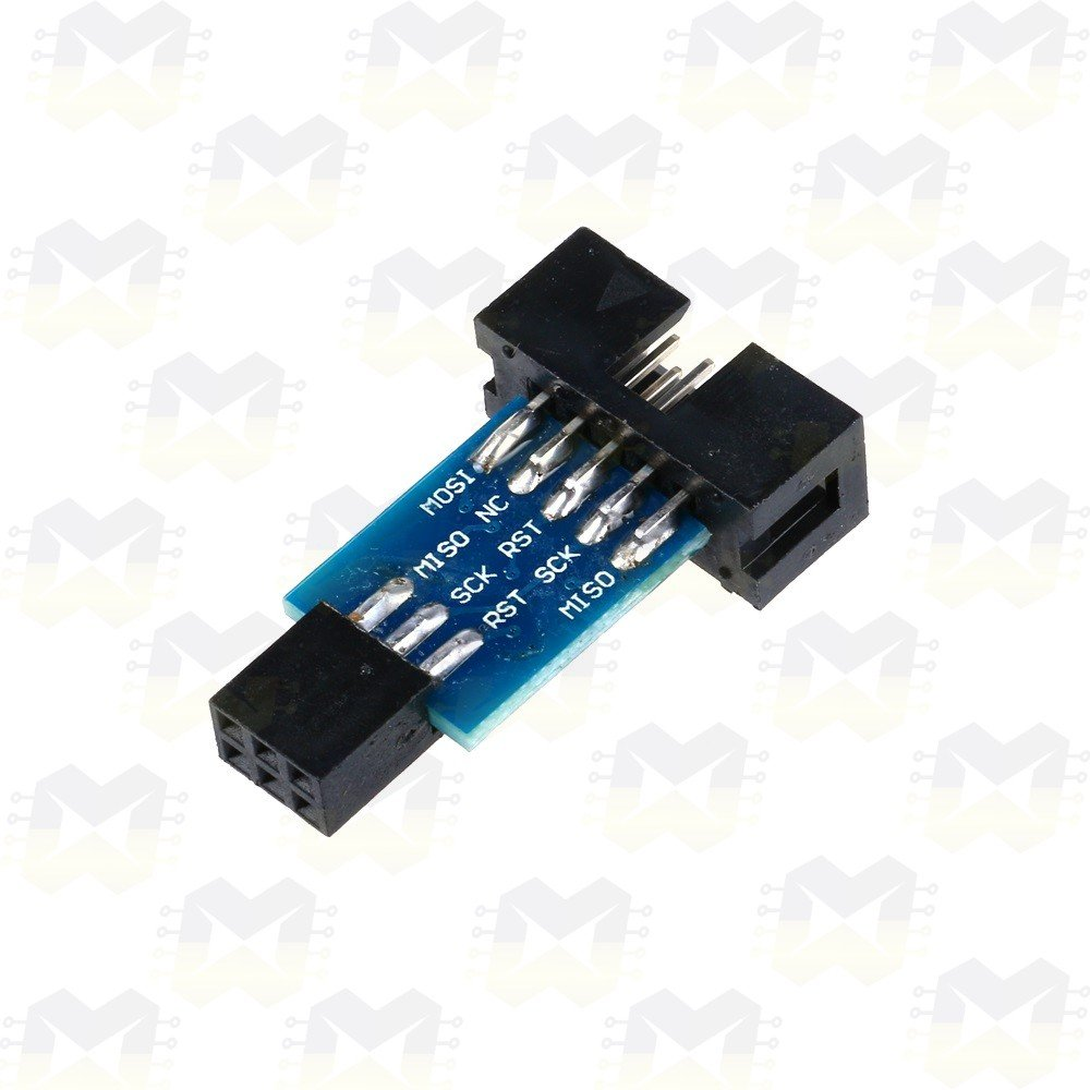 Módulo Adaptador USBasp AVRISP