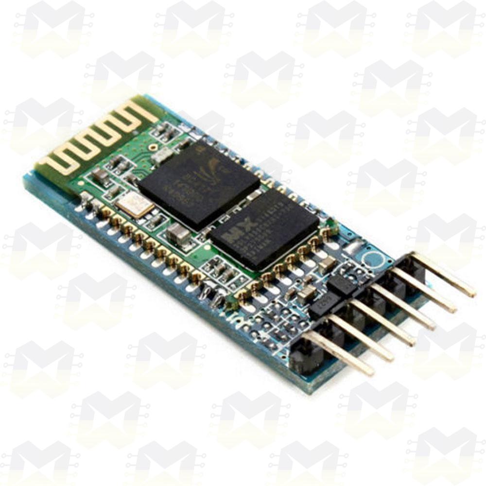 Módulo Bluetooth HC05 RS232 Master / Slave para Arduino Automação Residencial Android Computador Smartphone Tablet
