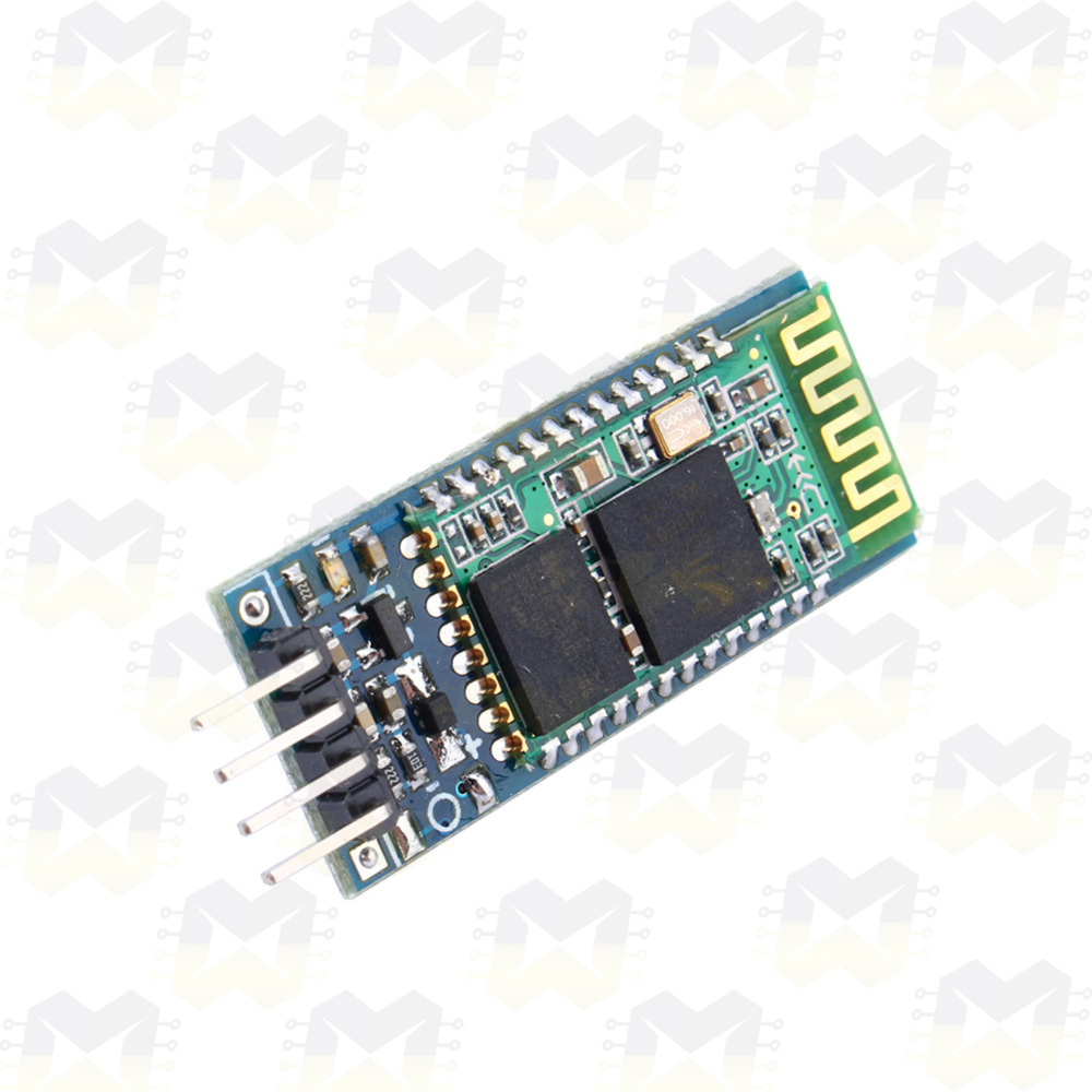 Módulo Bluetooth HC-06 para Arduino para Arduino Automação Residencial Android Computador Smartphone Tablet