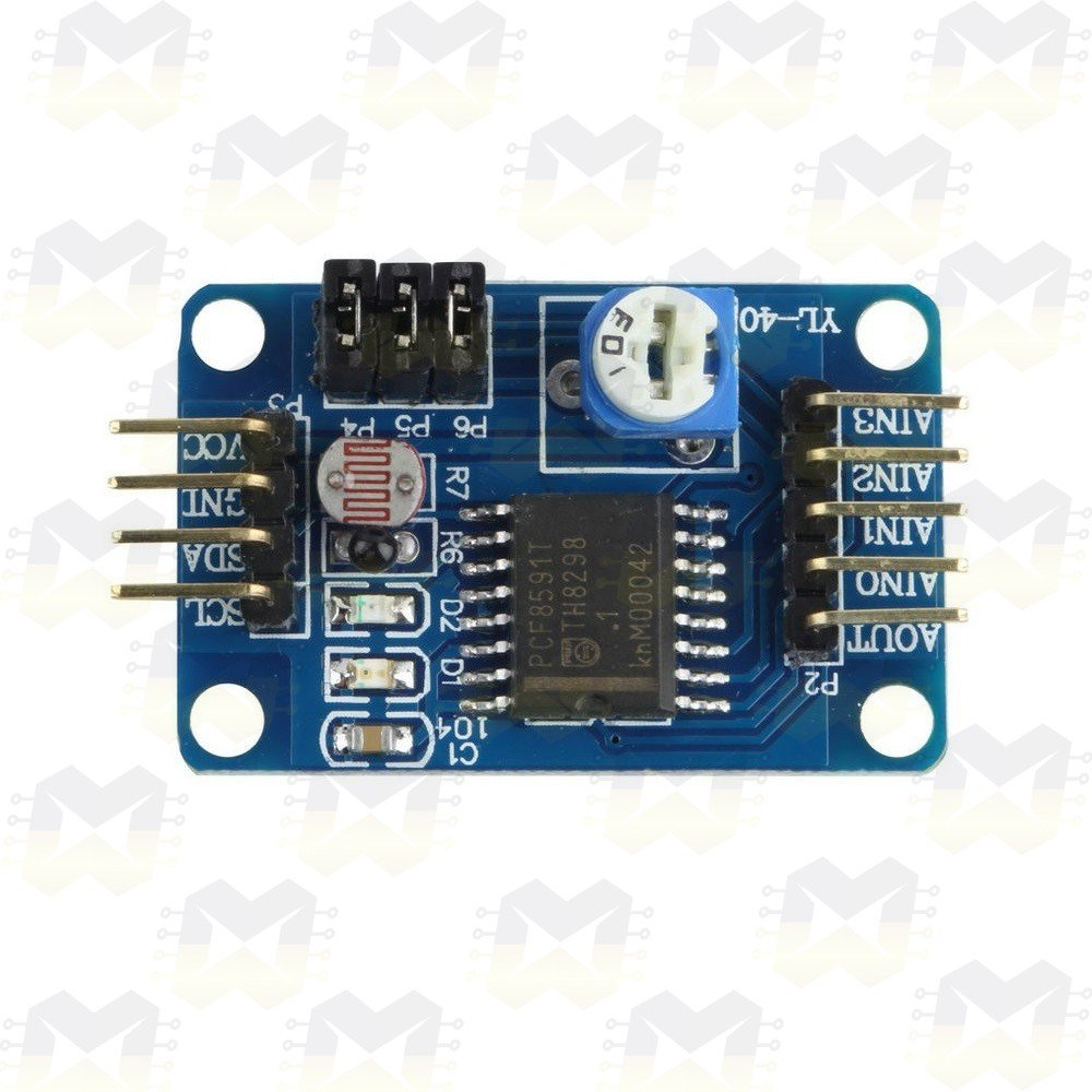 Módulo Conversor AD / DA - PCF8591
