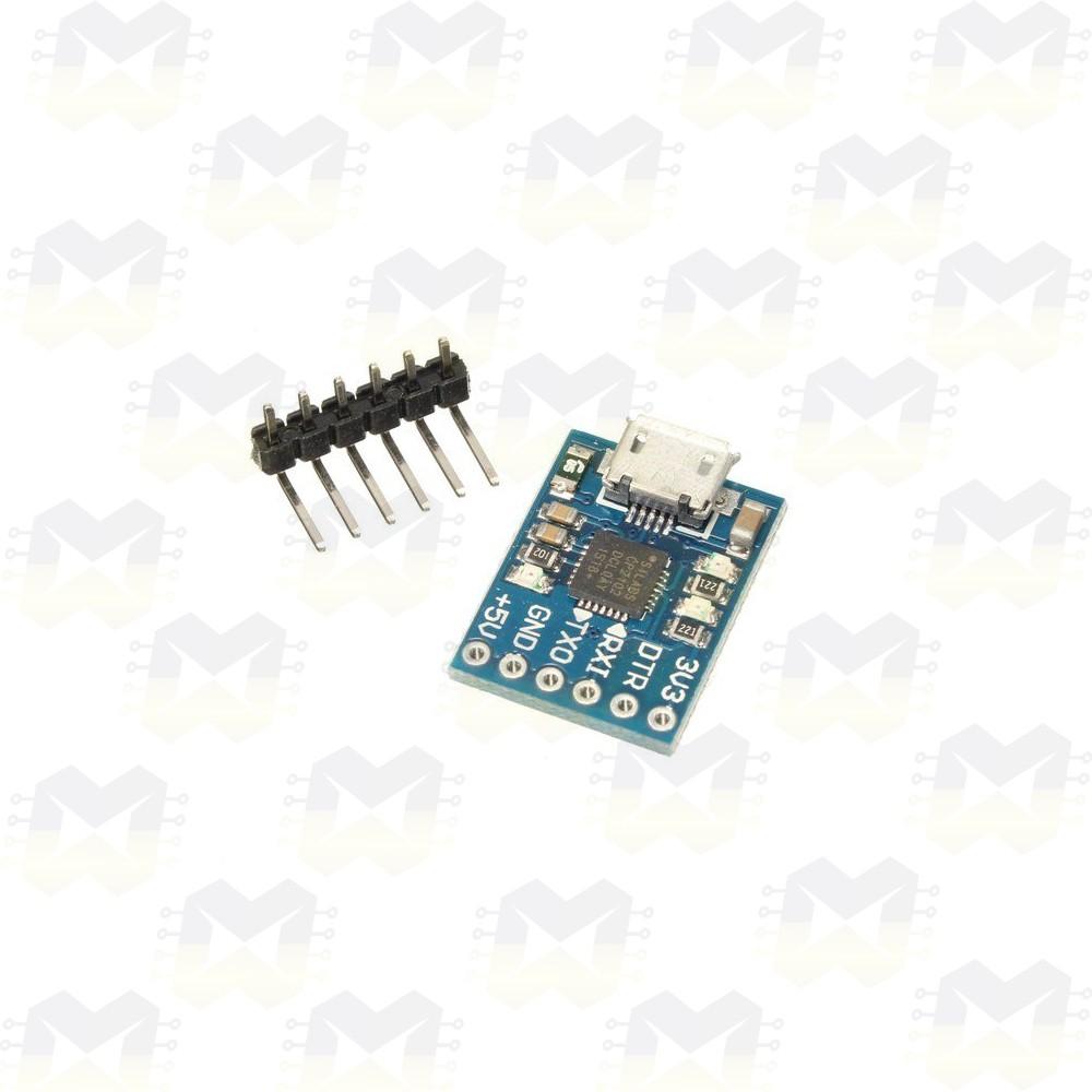 Módulo Conversor USB Serial TTL CP2102