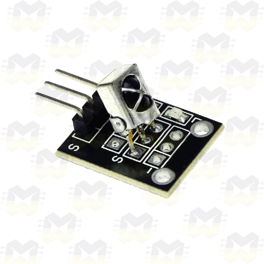 Módulo Fotorreceptor / Receptor IR VS1838B