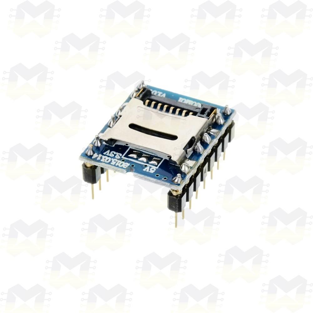 Módulo Reprodutor de Som WTV020-SD