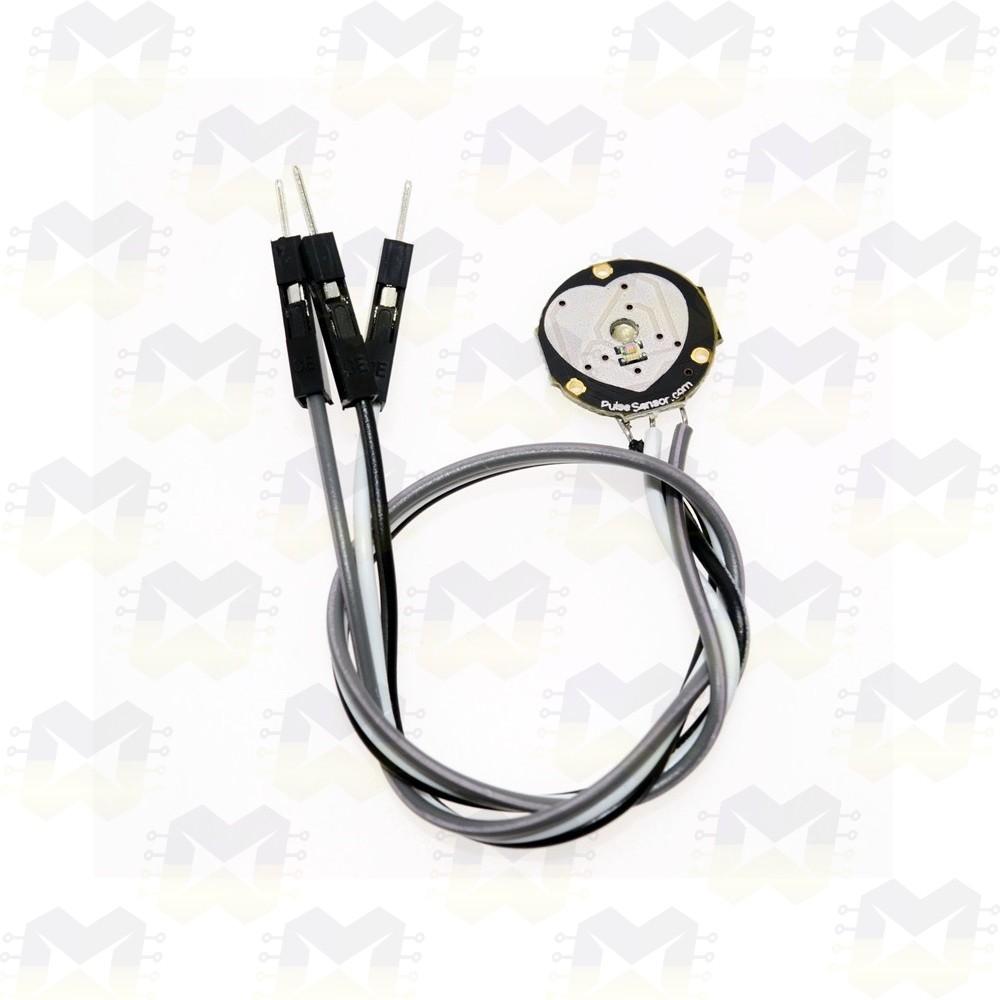 Módulo Sensor de Frequência Cardíaca