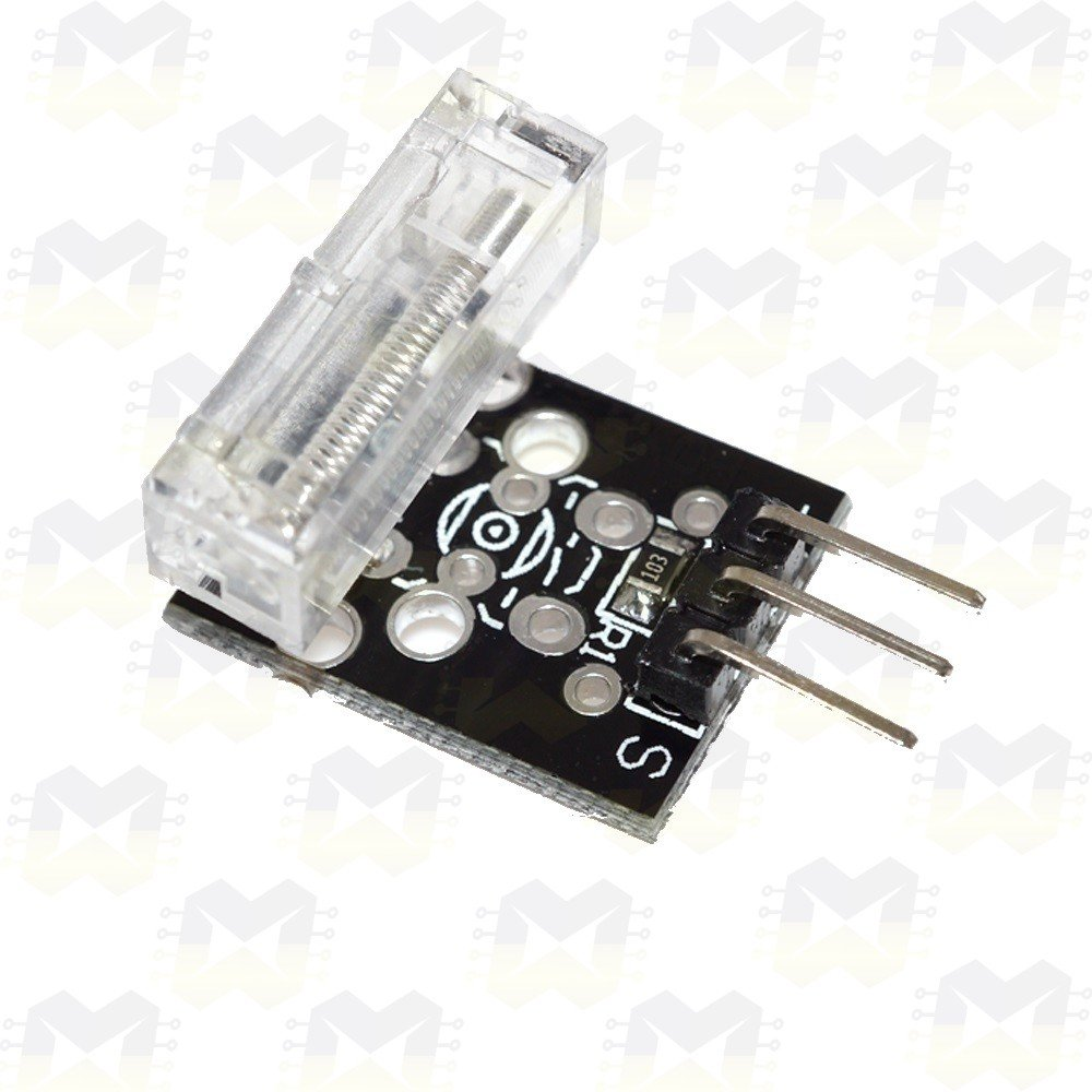 Módulo Sensor (Detector) de Toque / Batida - KY-031