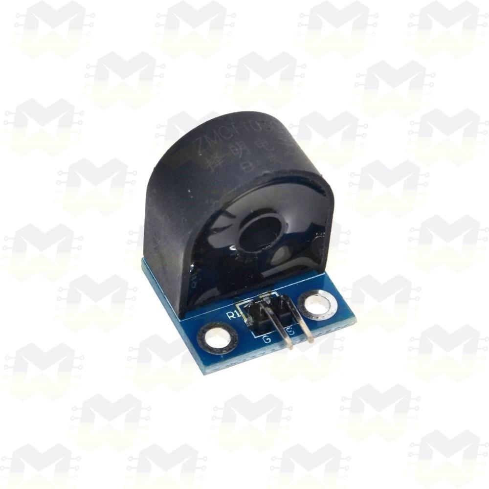 Módulo Transformador (Sensor) de Corrente AC Não Invasivo 5A