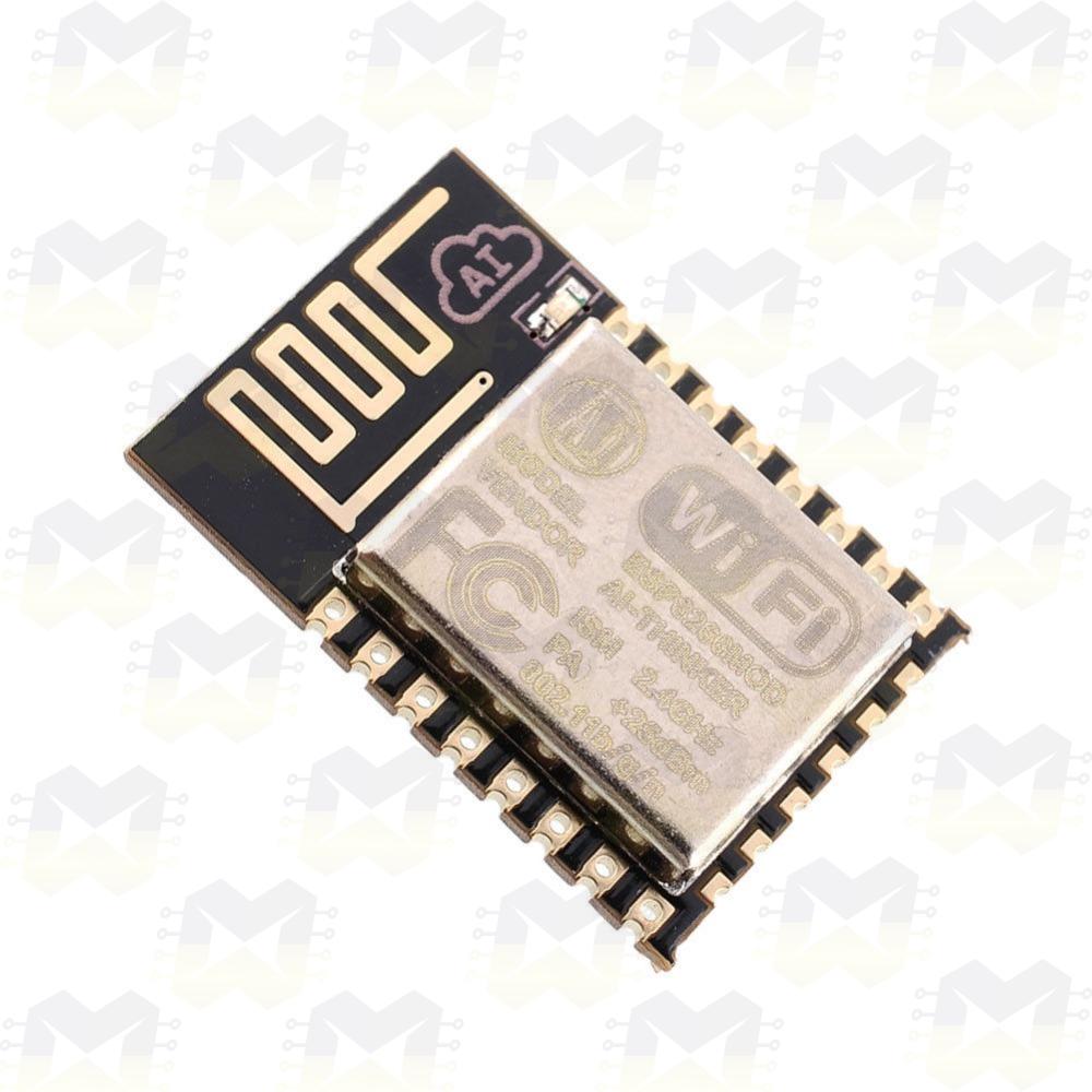 Módulo WiFi ESP8266 ESP-12E Arduino NodeMCU Automação Residencial Robótica Smartphone Tablet Android iOS