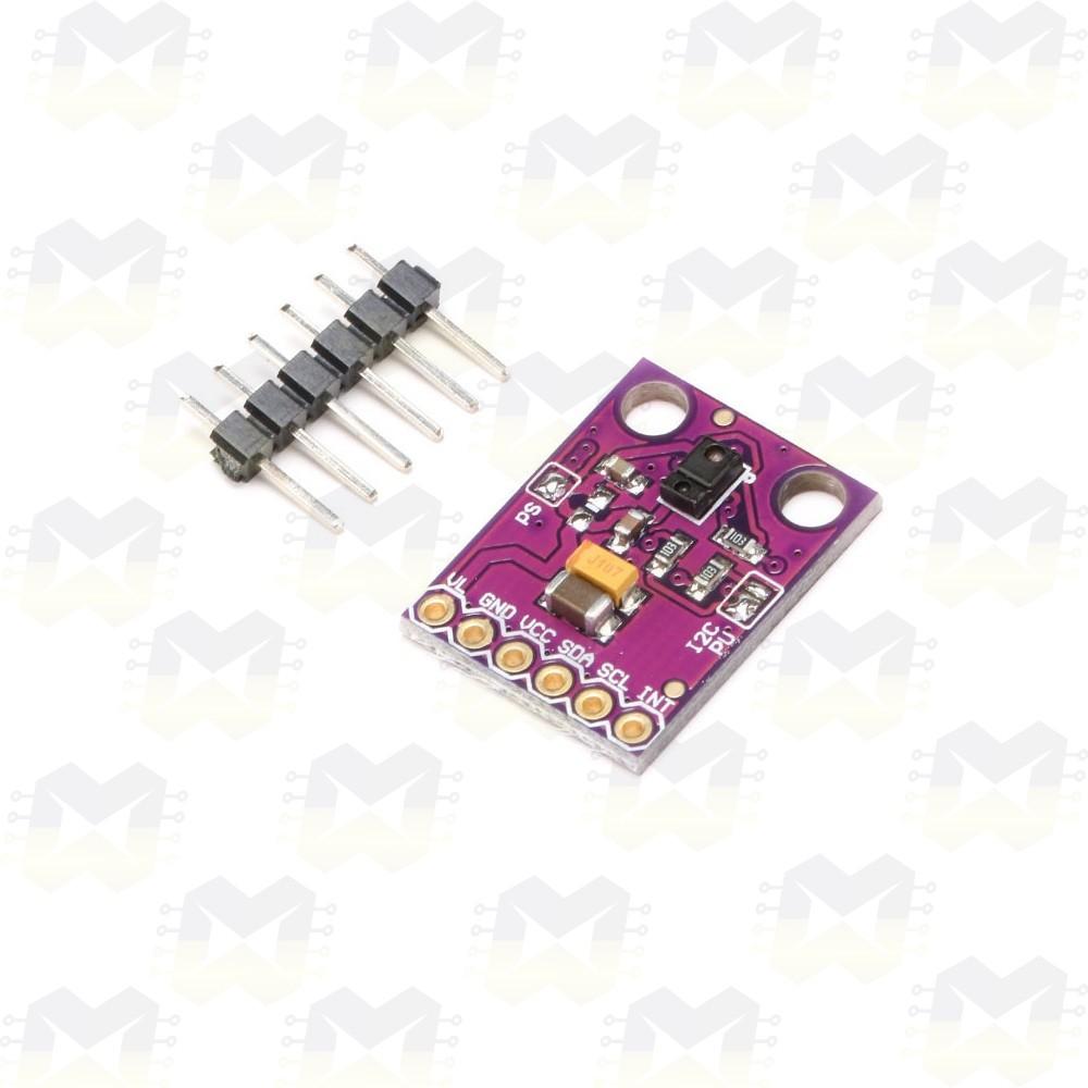 Sensor de Gestos e de Cor - APDS-9960