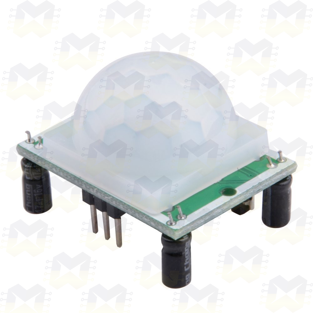 Sensor PIR (Detector) de Movimento Arduino PIC Raspberry NodeMCU ESP8266 Automação Residencial Presença Lâmpada