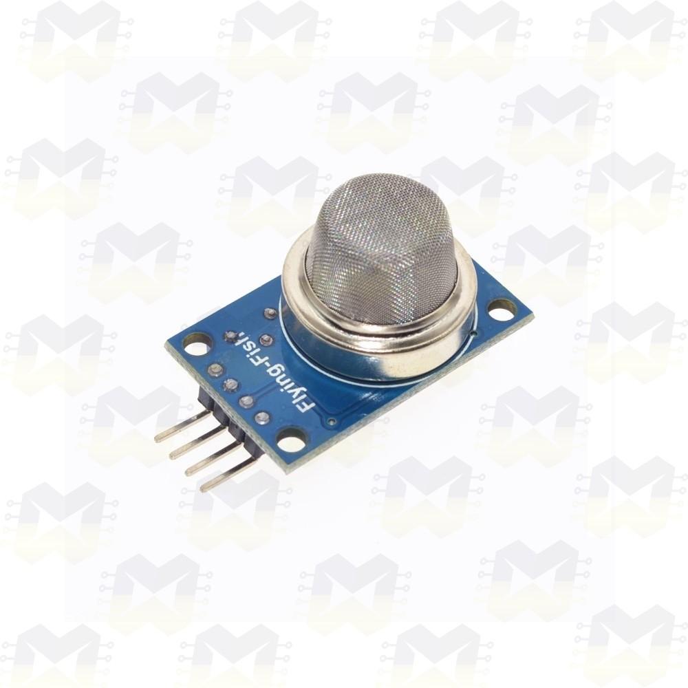 Sensor (Detector) de GLP / Gás Natural - MQ-5