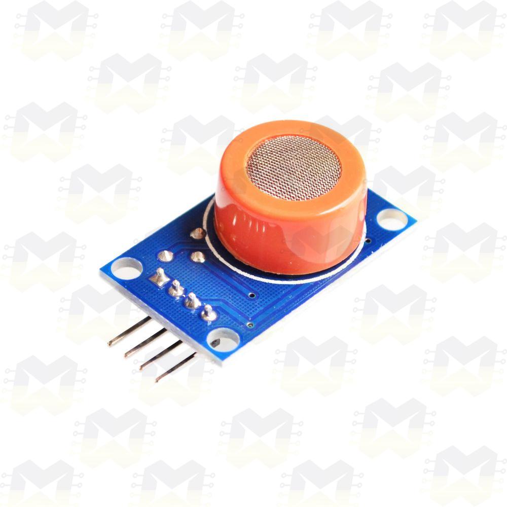 Sensor (Detector) de Álcool / Etanol - MQ-3 Arduino NodeMCU ESP8266 PIC Raspberry Automação Residencial Robótica