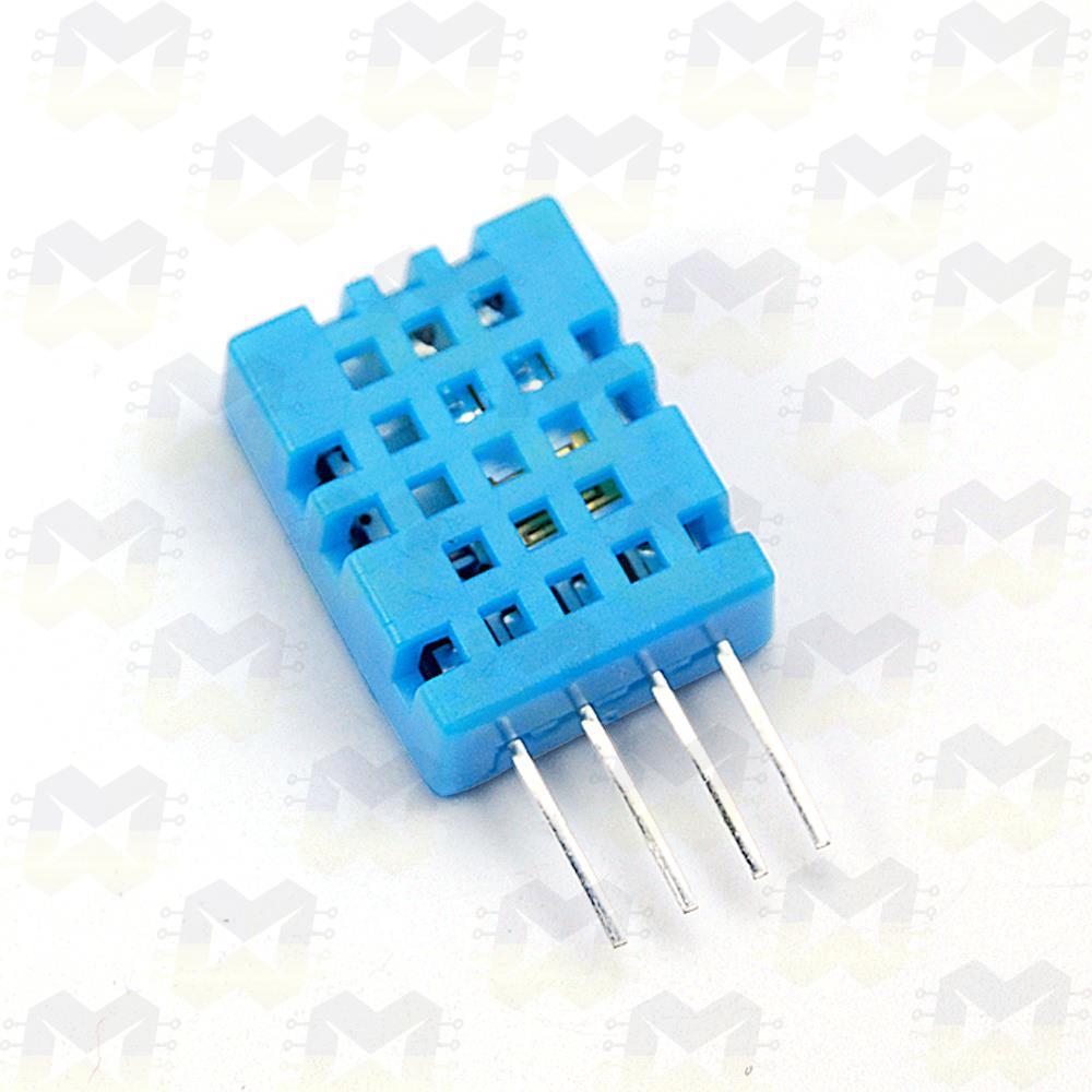 Sensor de Umidade e Temperatura - DHT11 Arduino NodeMCU ESP8266 PIC Raspberry Automação Residencial Clima Tempo Android