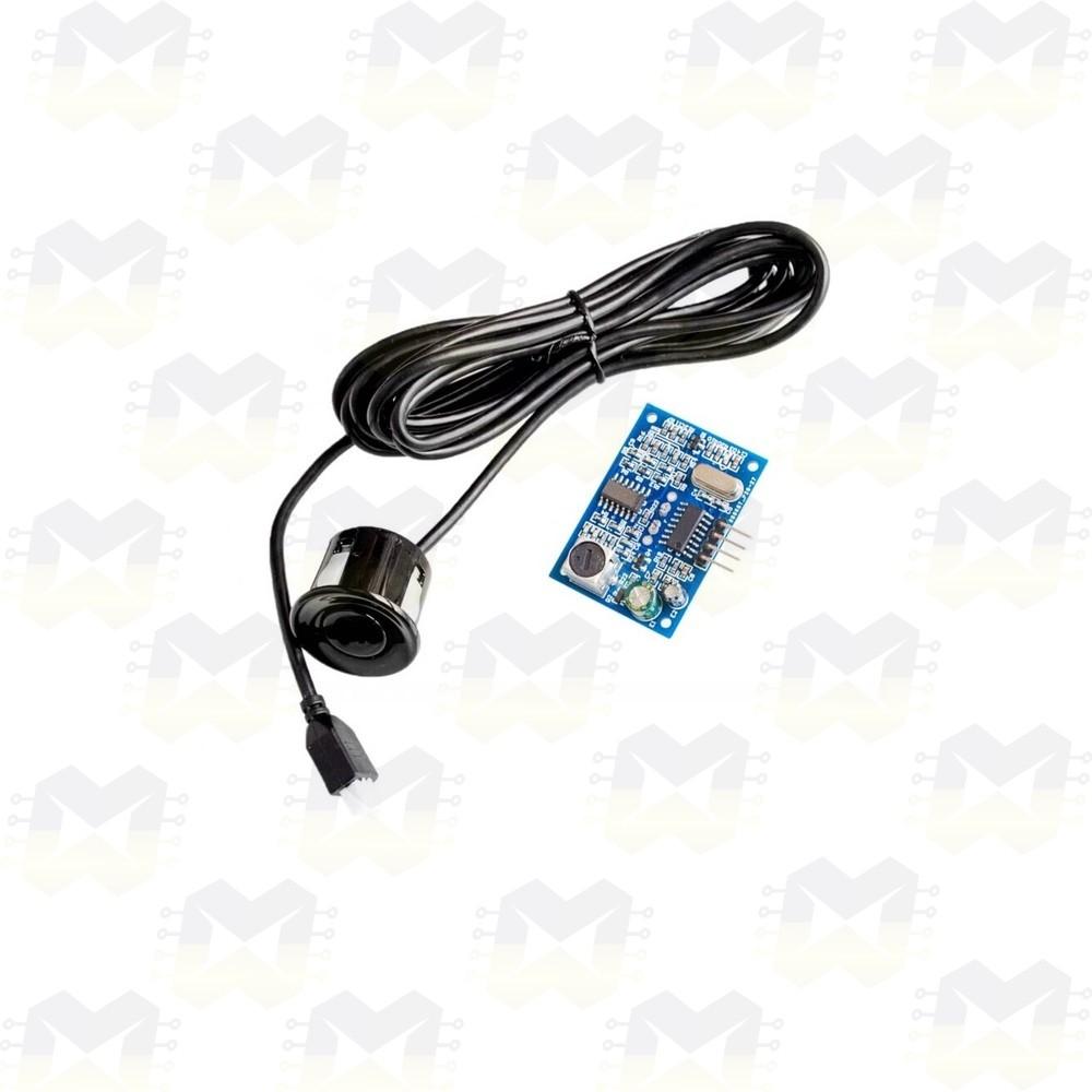 Sensor Ultrassônico a Prova D'água - JSN-SR04T 2.0