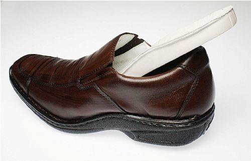 e2c141238d Sapato Palmilha Gel Mafisa Calçados Confortável cor Pinhão - Loja ...