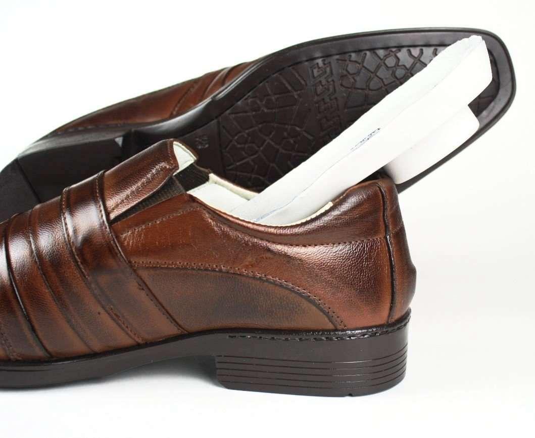 e654ba2da ... Sapato Social Masculino Ranster Palmilha Gel com Amortecedor - Imagem 8