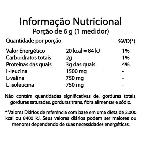 BCAA_3000_POWER_200G_MARACUJA_Monstroman_Suplementos-Informação Nutricional