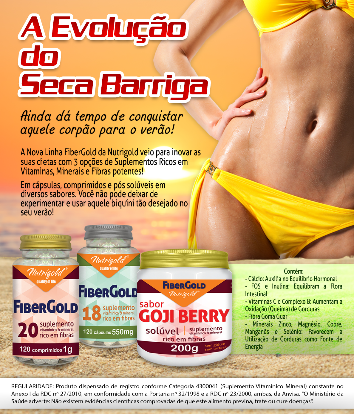 fibergold-nutrigold-para-que-serve