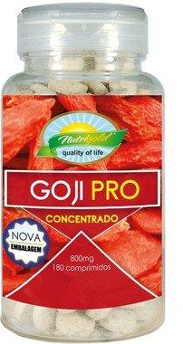 Goji Pro Nutrigold com 180 Cápsulas