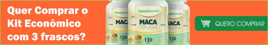 Kit economico com 3 Maca Peruana