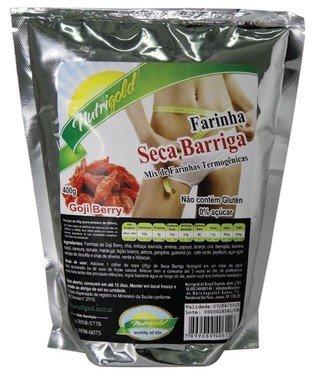Farinha Seca Barriga Nutrigold (400g)