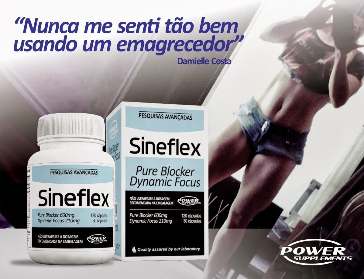 Sineflex Emagrecedor Loja Folha Verde