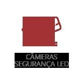 cameras de segurança led