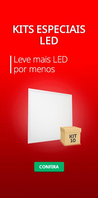Kits Especiais LED, Leve mais LED por menos