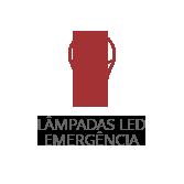lampada led emergencia