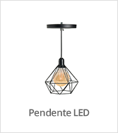 categoria pendente led