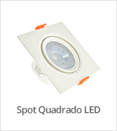 categoria Spot dicroica led quadrado