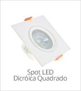 categoria Spot dicroica led quadrado