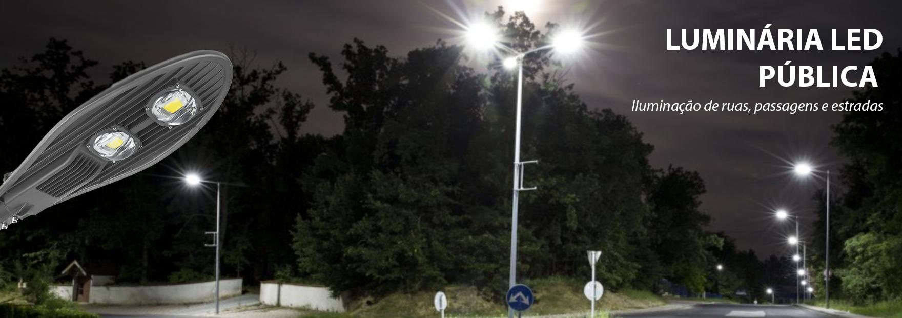 Luminárias Pública LED