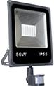 Refletor Micro LED Sensor de Presença