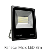categoria refletor micro led slim