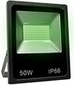 Refletor Micro LED Slim Verde