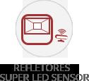 categoria refletor led sensor