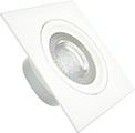 Spot LED Dicróica Quadrado