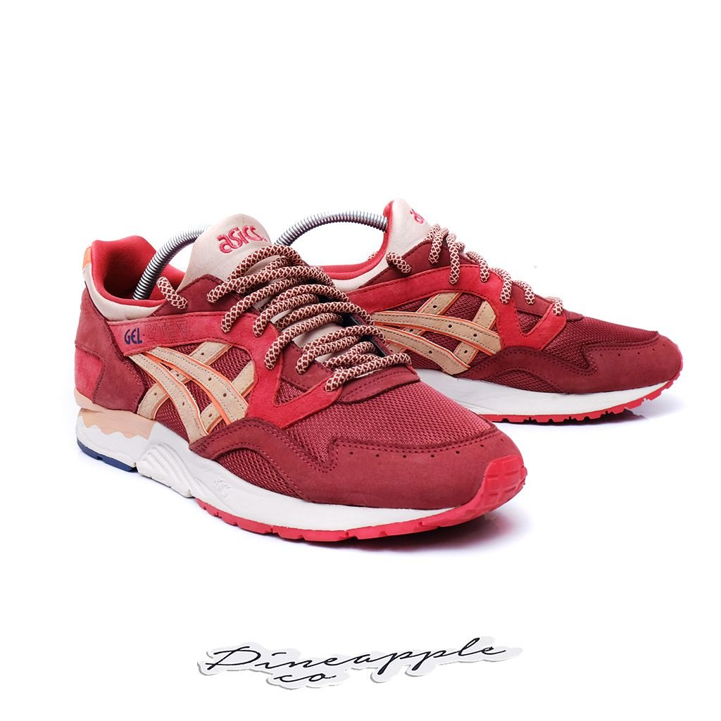 low priced fdc2e 8df0a Asics Gel Lyte V x Ronnie Fieg