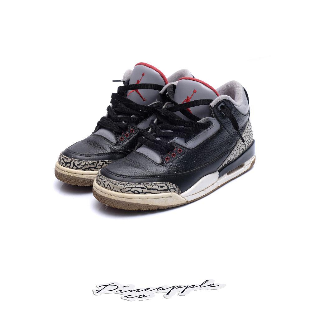 6883645c4 Nike Air Jordan 3 Retro