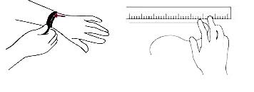 como-medir-o-pulso-modaro-acessorios