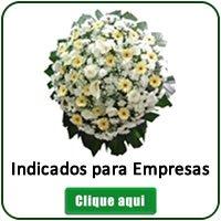 Coroa de Flores para Velório Empresas