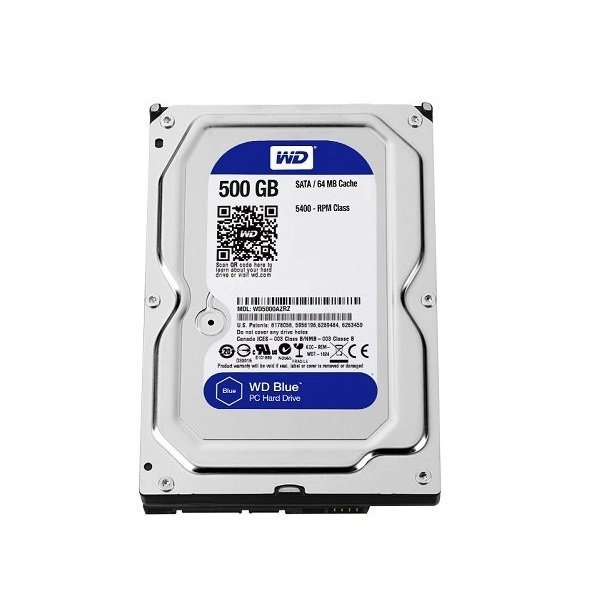 Hd Interno 500gb Western Digital blue