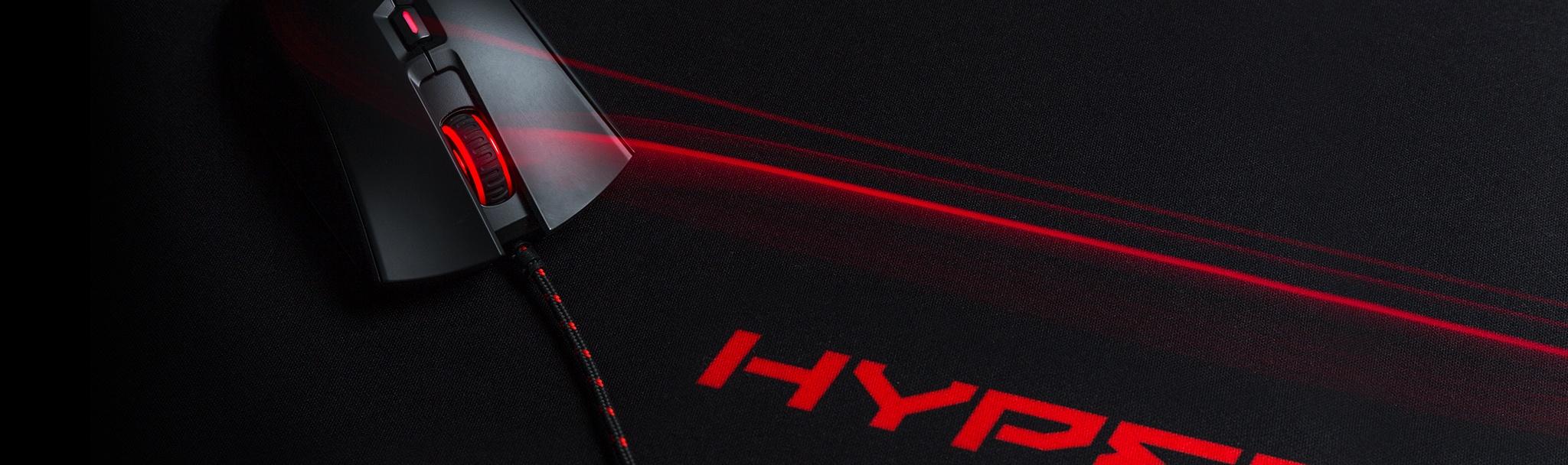 Mousepad hyperx fury deslise