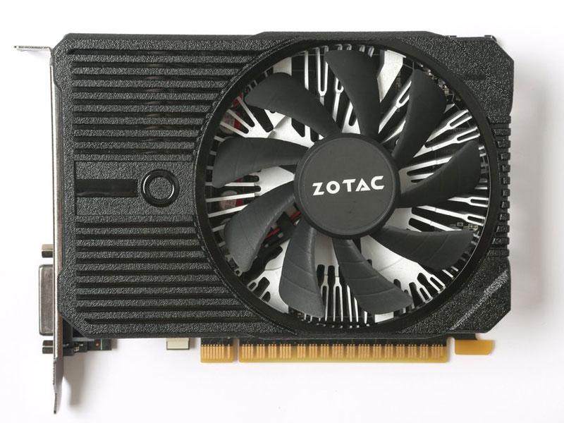 Placa de vídeo nvidia zotac gtx 1050 2gb mini ddr5 128bit