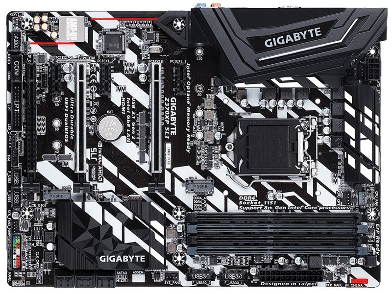 Placa mãe socket 1151 Intel gigabyte z370xp