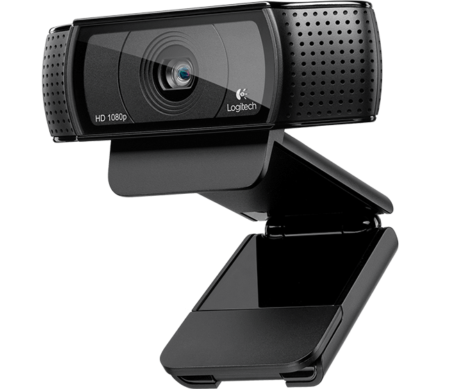 Web cam Logitech c920 hd pro 1080p