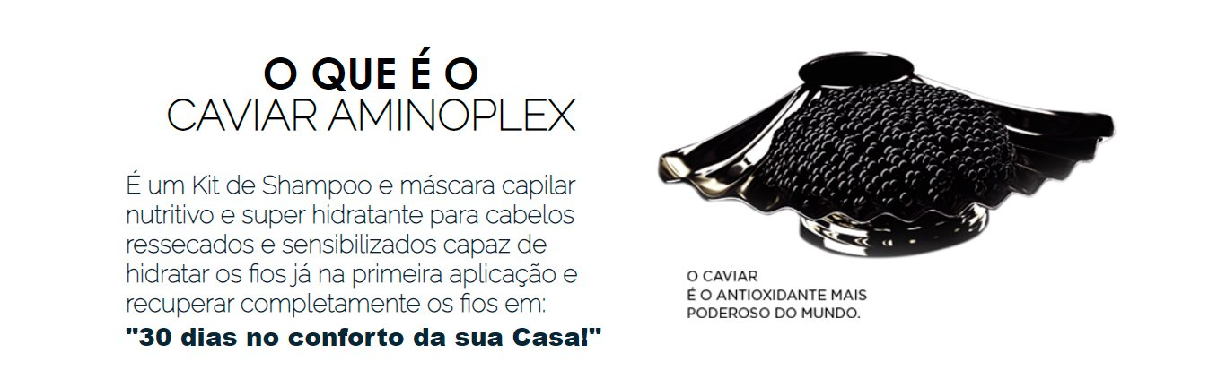 Caviar Aminoplex