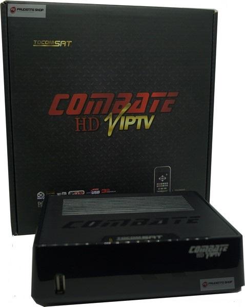 Resultado de imagem para TOCOMSAT COMBATE VIPTV HD